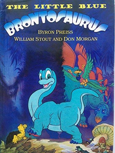 9780898451658: The Little Blue Brontosaurus