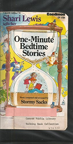 One-Minute Bedtime Stories (9780898455434) by Lewis, Shari