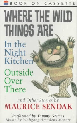 9780898457926: Where the Wild Things Are, Outside Over There, and Other Stories Audio