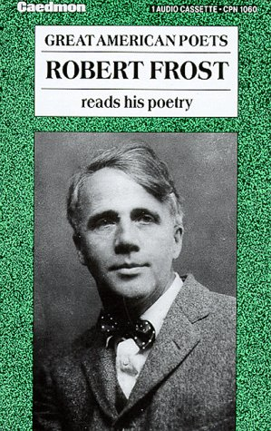 Robert Frost Reads His Poetry (9780898458046) by Robert Frost