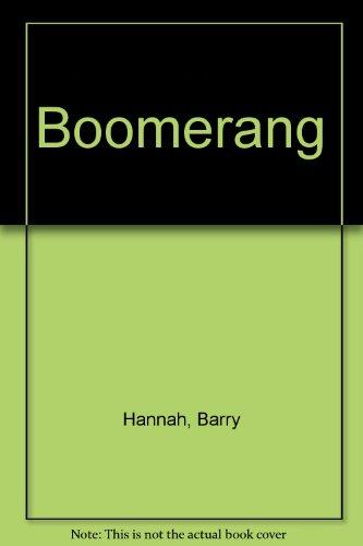9780898488821: Boomerang