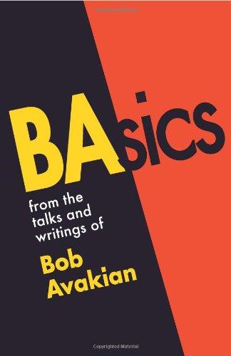 BAsics, from the talks and writings of Bob Avakian: Bob Avakian