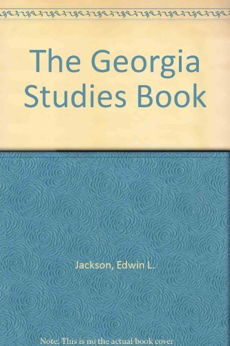 9780898541496: The Georgia Studies Book