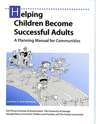 9780898541915: Helping Children Become Successful Adults: A Planning Manual for Communities