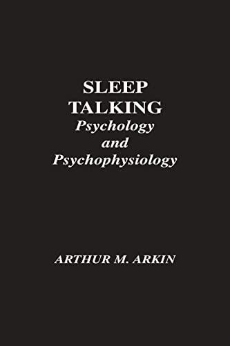 Sleep Talking: A. M. Arkin