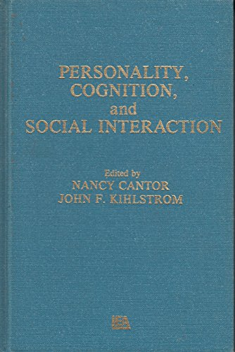 9780898590579: Personality, Cognition, and Social Interaction
