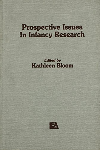 9780898590593: Prospective Issues in infancy Research