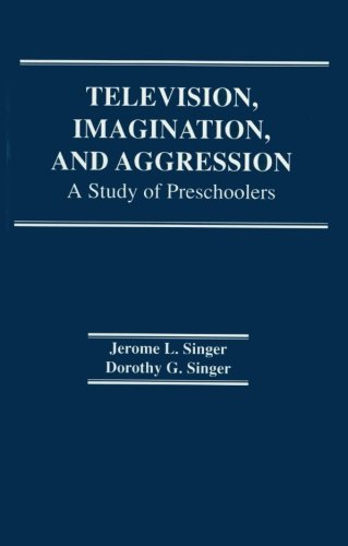 9780898590609: Television, Imagination, and Aggression: A Study of Preschoolers