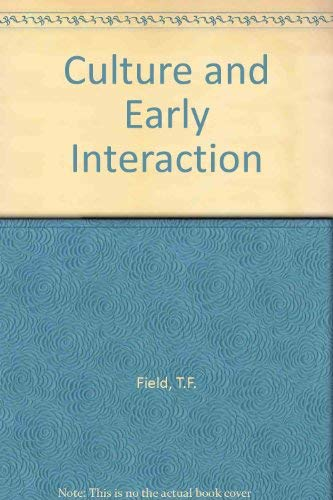 9780898590975: Culture and Early Interactions (Child psychology)