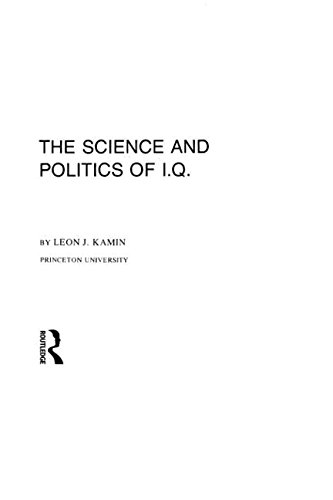 9780898591293: The Science and Politics of I.q. (Complex Human Behavior)