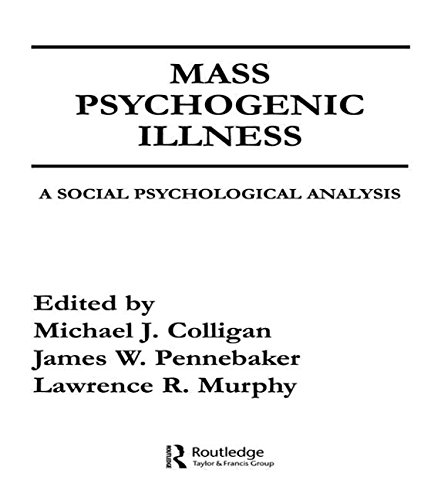 Stock image for Mass Psychogenic Illness for sale by Blackwell's