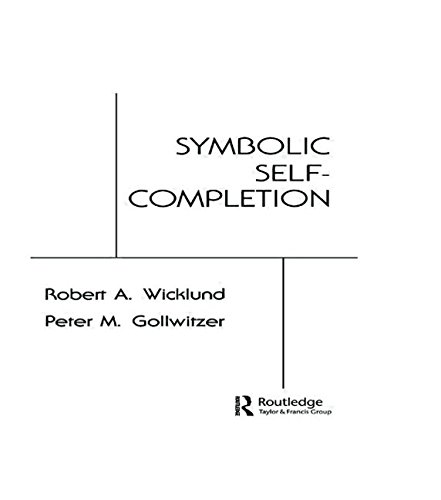 9780898592139: Symbolic Self Completion