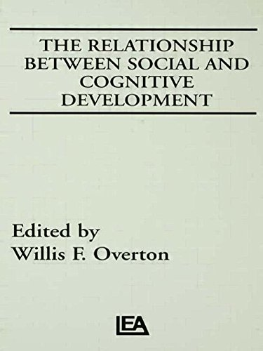 9780898592498: The Relationship Between Social and Cognitive Development (Jean Piaget Symposia Series)