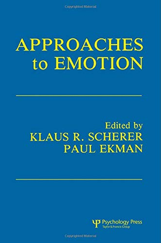 9780898594065: Approaches To Emotion