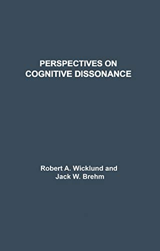 9780898594195: Perspectives on Cognitive Dissonance