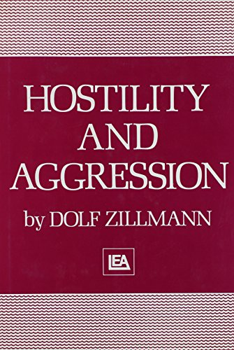 9780898595017: Hostility and Aggression