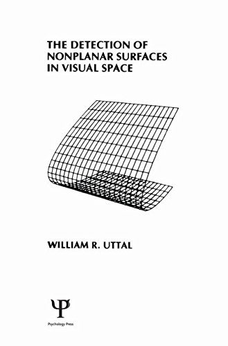 9780898595222: The Detection of Nonplanar Surfaces in Visual Space