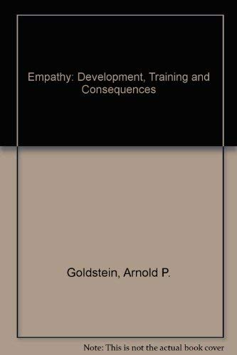 9780898595383: Empathy: Development, Training, and Consequences