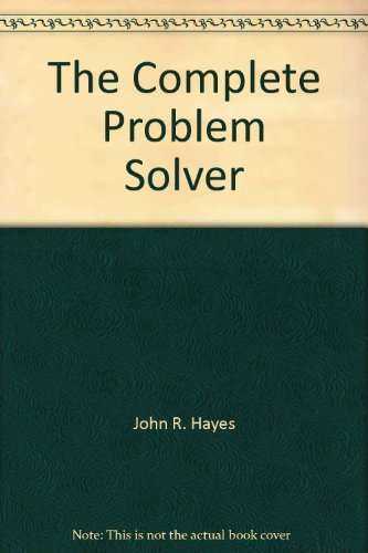 9780898597288: The Complete Problem Solver