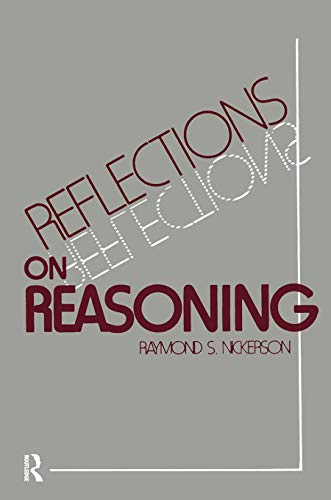 9780898597622: Reflections on Reasoning