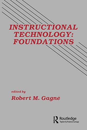 9780898598780: Instructional Technology: Foundations