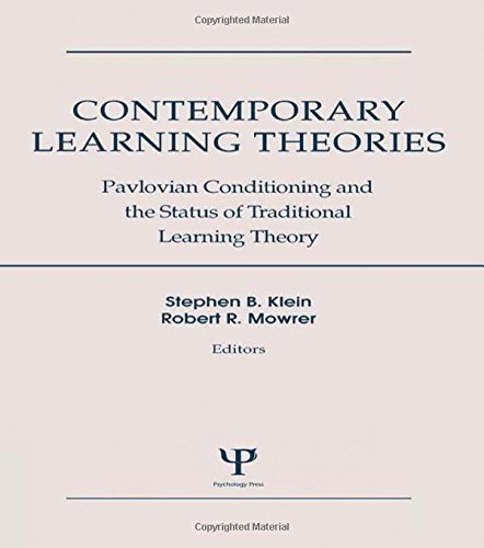 9780898599152: Contemporary Learning Theories:  Instrumental Conditioning Theory and the Impact of Biological Constraints on Learning (v. 1)