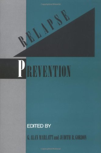 maintenance and relapse prevention Chapter 9 outlines the final session of the treatment program, which includes reviewing progress that has been made, maintenance of gains, and relapse prevention.
