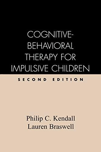 9780898620139: Cognitive-Behavioral Therapy for Impulsive Children, Second Edition
