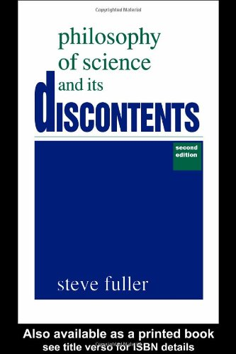 9780898620207: Philosophy of Science and Its Discontents, Second Edition