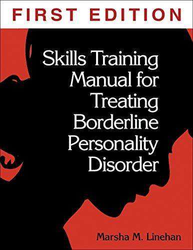 9780898620344: Skills Training Manual for Treating Borderline Personality Disorder
