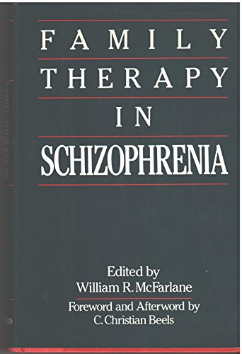 9780898620429: Family Therapy in Schizophrenia (The Guilford Family Therapy Series)