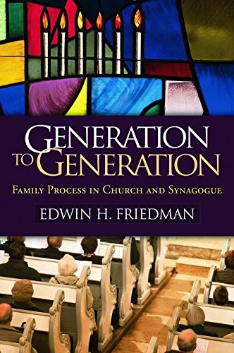 9780898620597: Generation to Generation: Family Process in Church and Synagogue