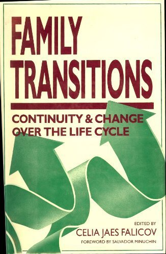 9780898620740: Family Transitions: Continuity and Change Over the Life Cycle