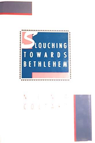 Slouching Towards Bethlehem: Nina Coltart