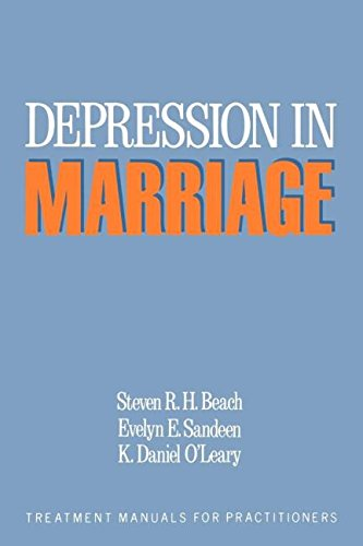 9780898622164: Depression In Marriage: A Model For Etiology And Treatment (Treatment Manuals for Practitioners)