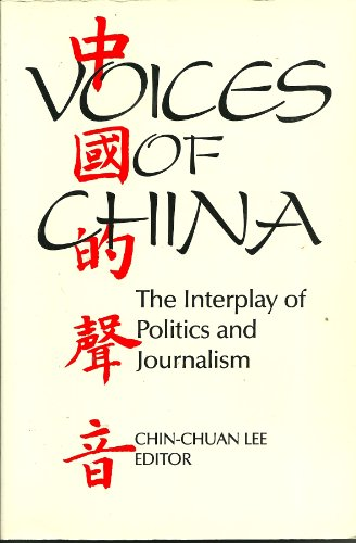 Voices Of China The Interplay Politics N A