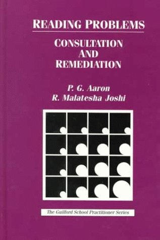9780898623659: Reading Problems: Consultation and Remediation