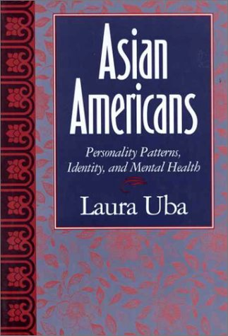 9780898623727: Asian Americans: Personality Patterns, Identity, and Mental Health