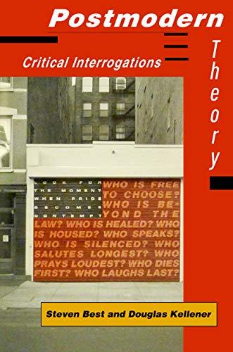 9780898624182: Postmodern Theory