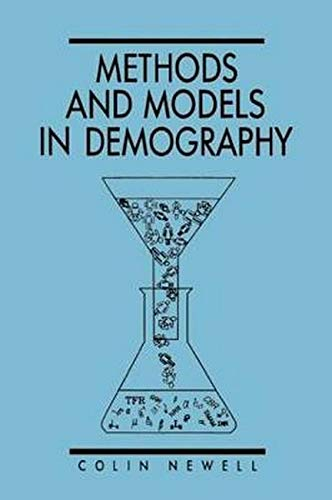9780898624519: Methods and Models in Demography