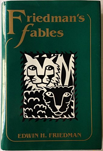 Friedman's Fables: (w/o booklet--no longer available) (089862455X) by Friedman, Edwin H.