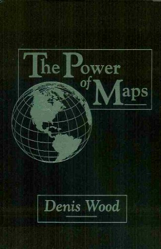 9780898624922: The Power Of Maps (Mappings: Society, Theory, Space)