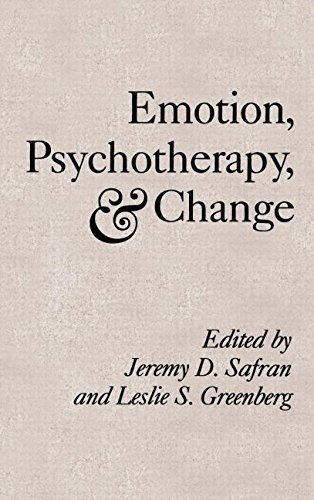 9780898625561: Emotion, Psychotherapy And Change
