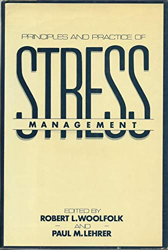 9780898626179: Principles And Practice Of Stress Management