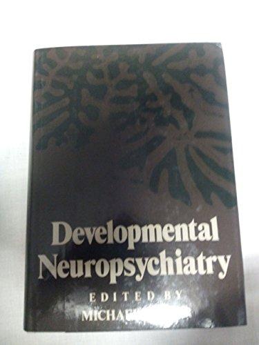Developmental Neuropsychiatry: Rutter, M.