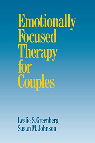 9780898627305: Emotionally Focused Therapy for Couples