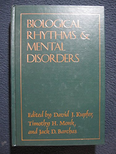 9780898627466: Biological Rhythms and Mental Disorders