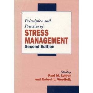 9780898627664: Principles and Practice of Stress Management, Second Edition