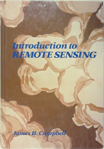 9780898627763: Introduction To Remote Sensing