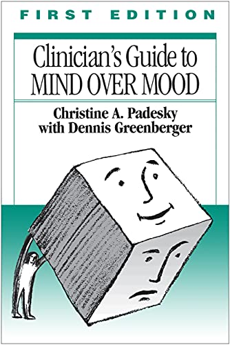 9780898628210: Clinician's Guide to Mind Over Mood